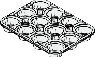 The Secret to a Packed Lunch is a Muffin Pan