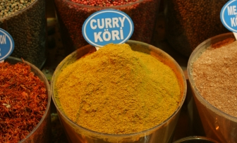 Easy, Filling Chicken Curry