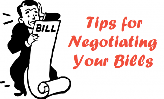 Tips for Negotiating Your Bills