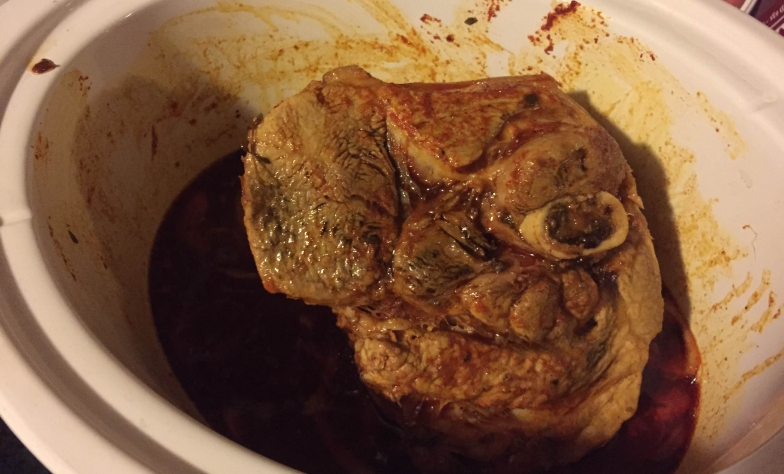 Pulled Pork in a Crock Pot